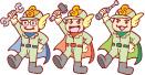 サンエス設備機器 キャラクター